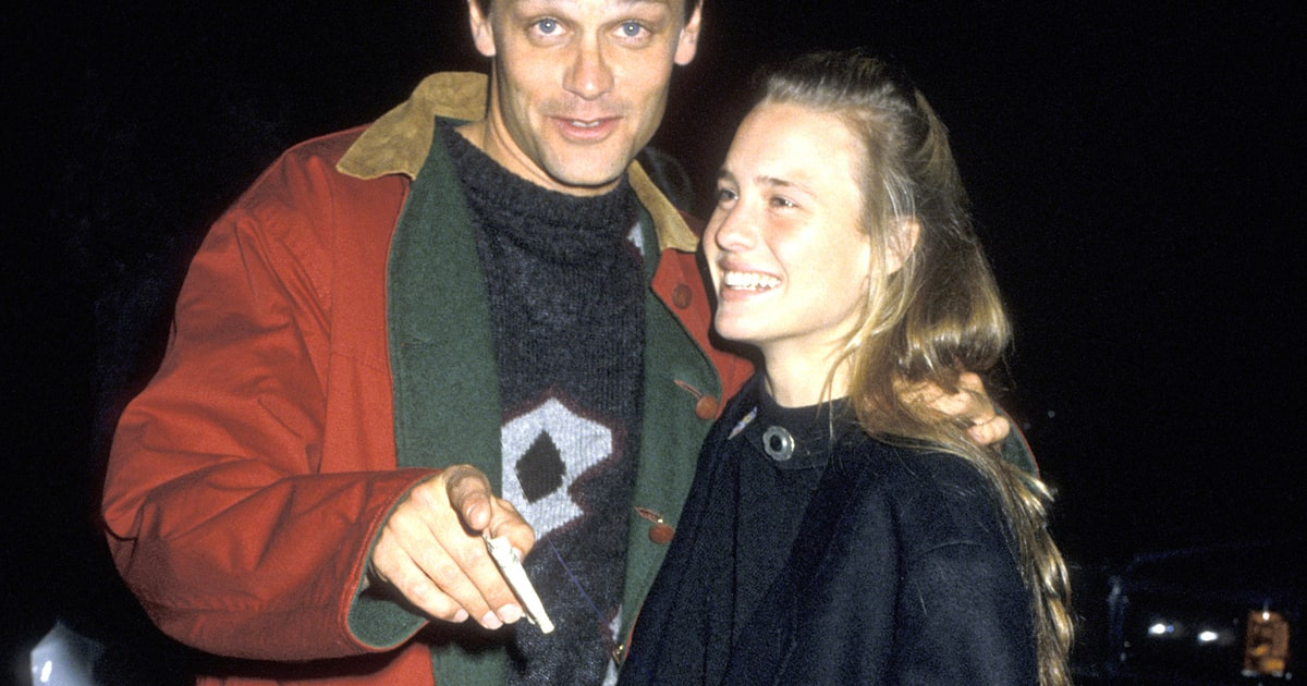 Dane Witherspoon Dead Robin Wright S First Husband Dies At 56 Us Weekly