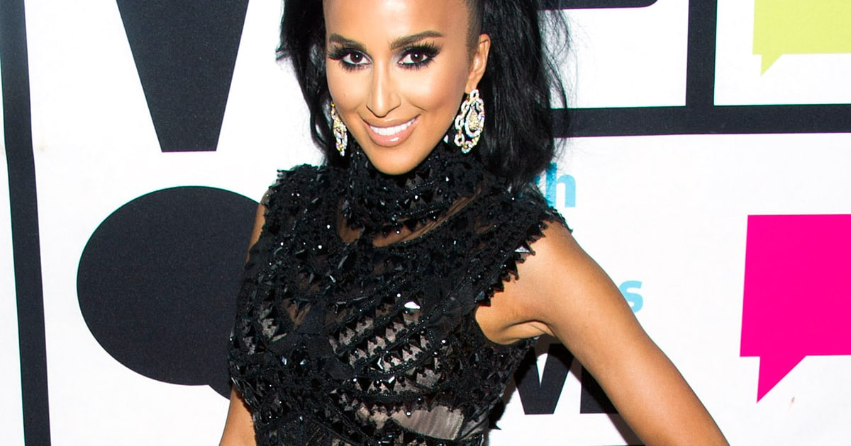 Lilly Ghalichi Engaged to Dhar Mann: Shahs of Sunset Ring ...