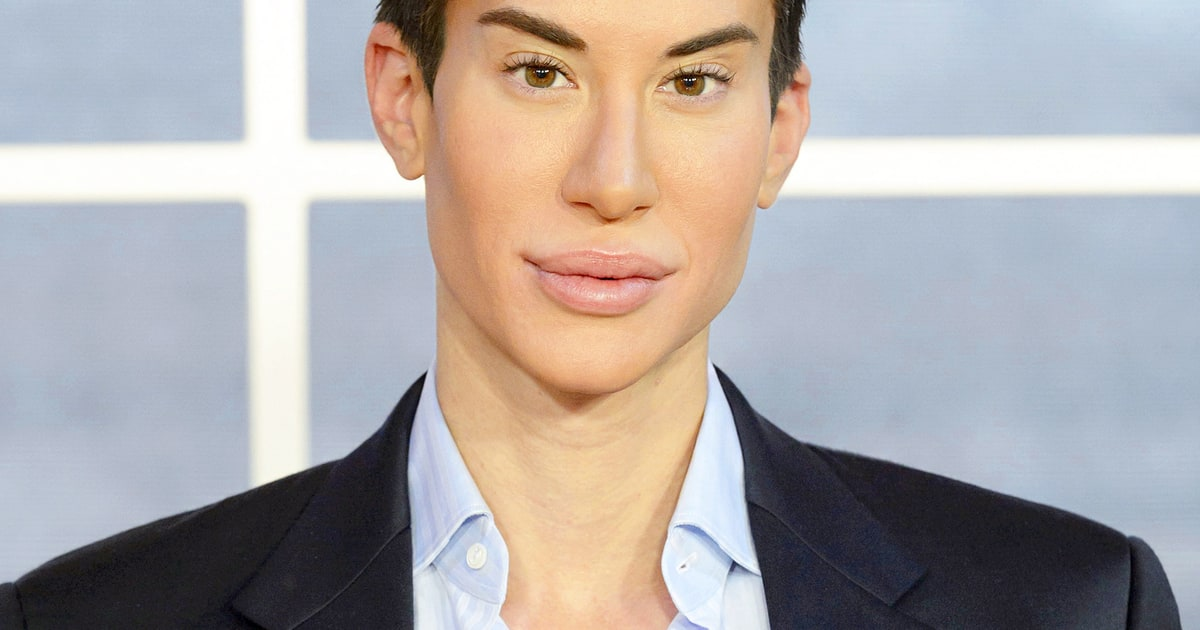 Human Ken Doll Justin Jedlica Five Things To Know Us Weekly