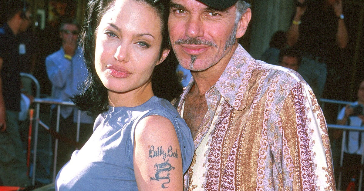"""Billy Bob Thornton: Angelina Jolie and I """"Check In On Each Other"""" - Us ..."""