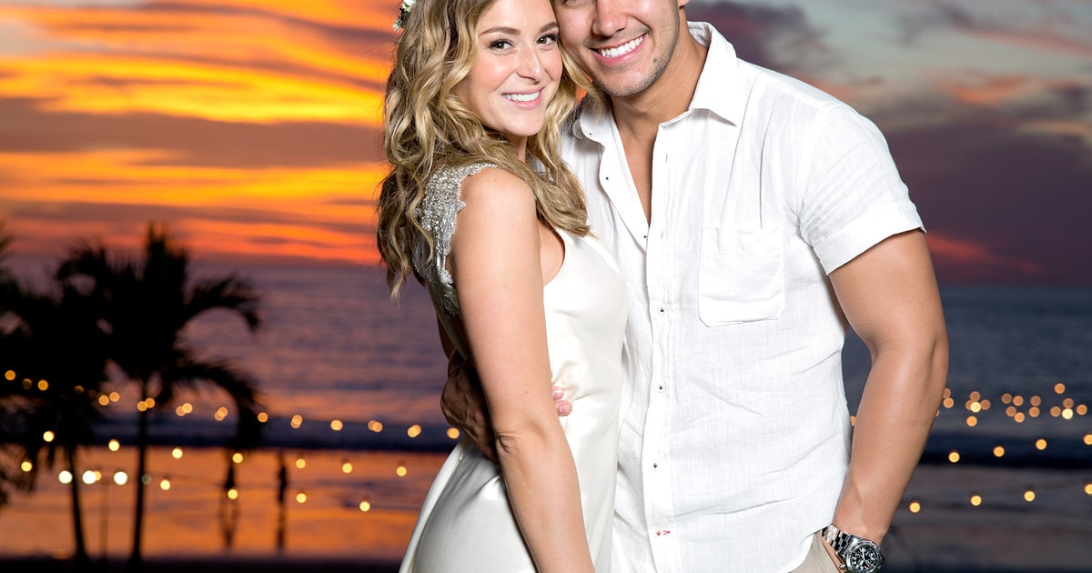 Alexa Vega and Carlos Pena, Jr. | Celebrity Weddings 2014 ...