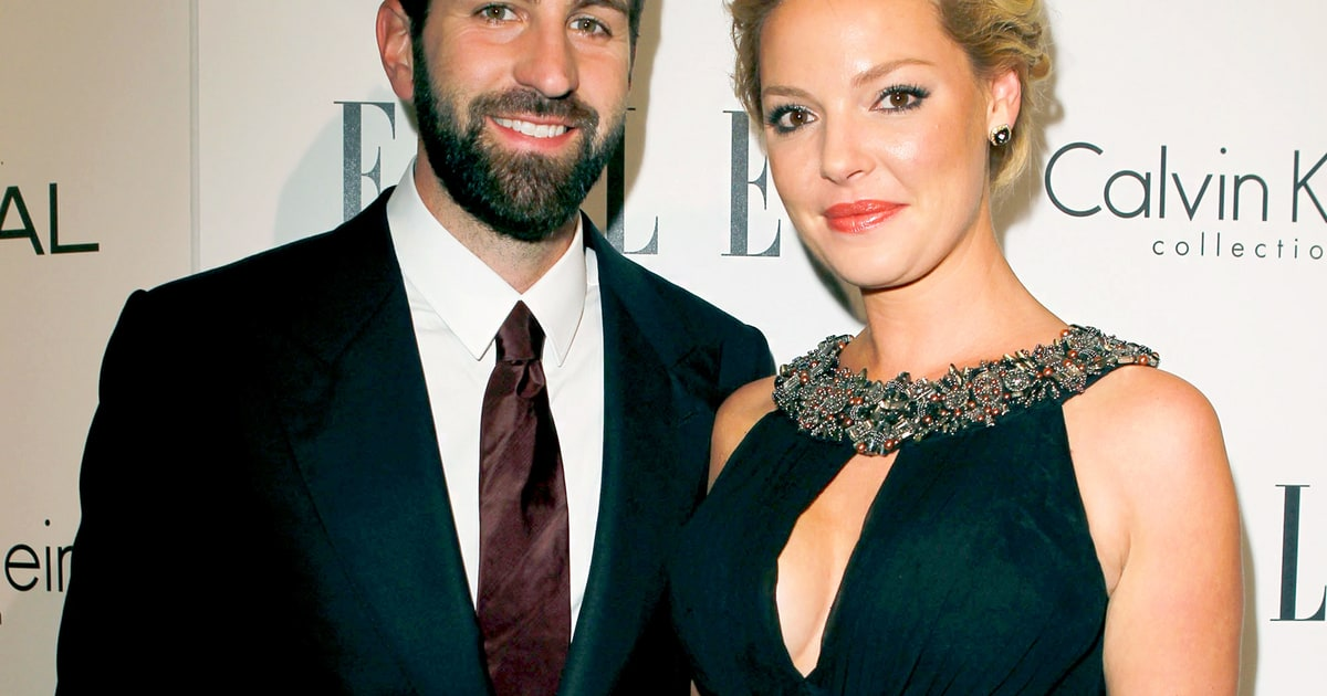 Katherine Heigl Talks Josh Kelley Quot Tricky Quot Marriage And