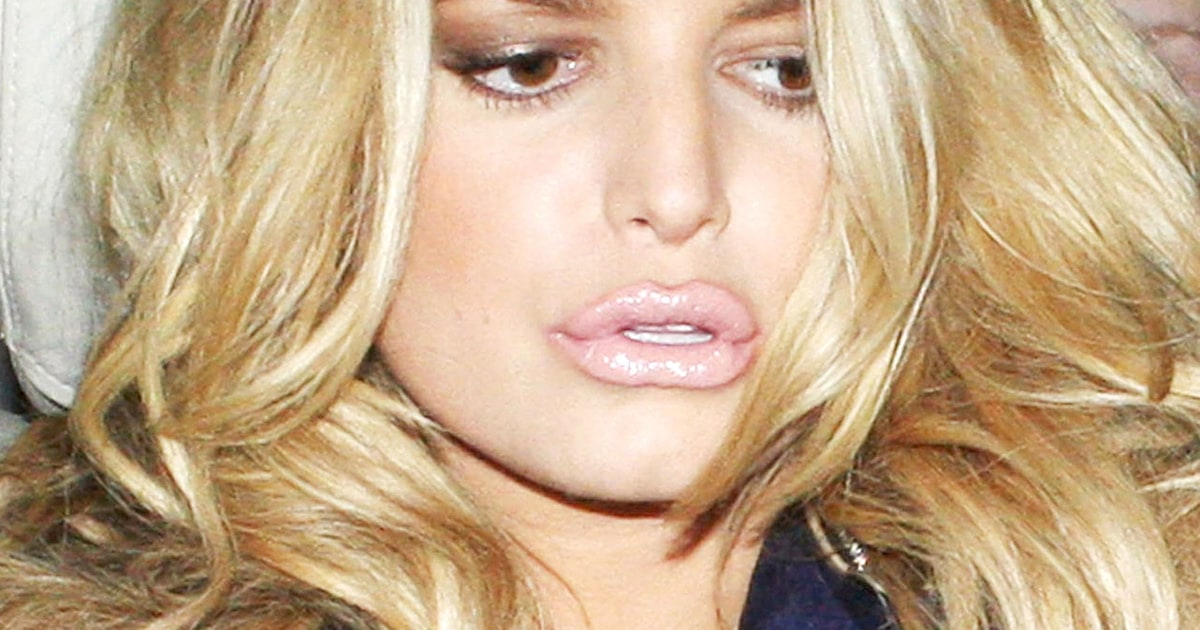 Jessica Simpson Plastic Surgery Nightmares Us Weekly