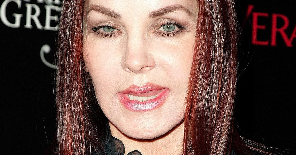 Priscilla Presley Plastic Surgery Nightmares Us Weekly