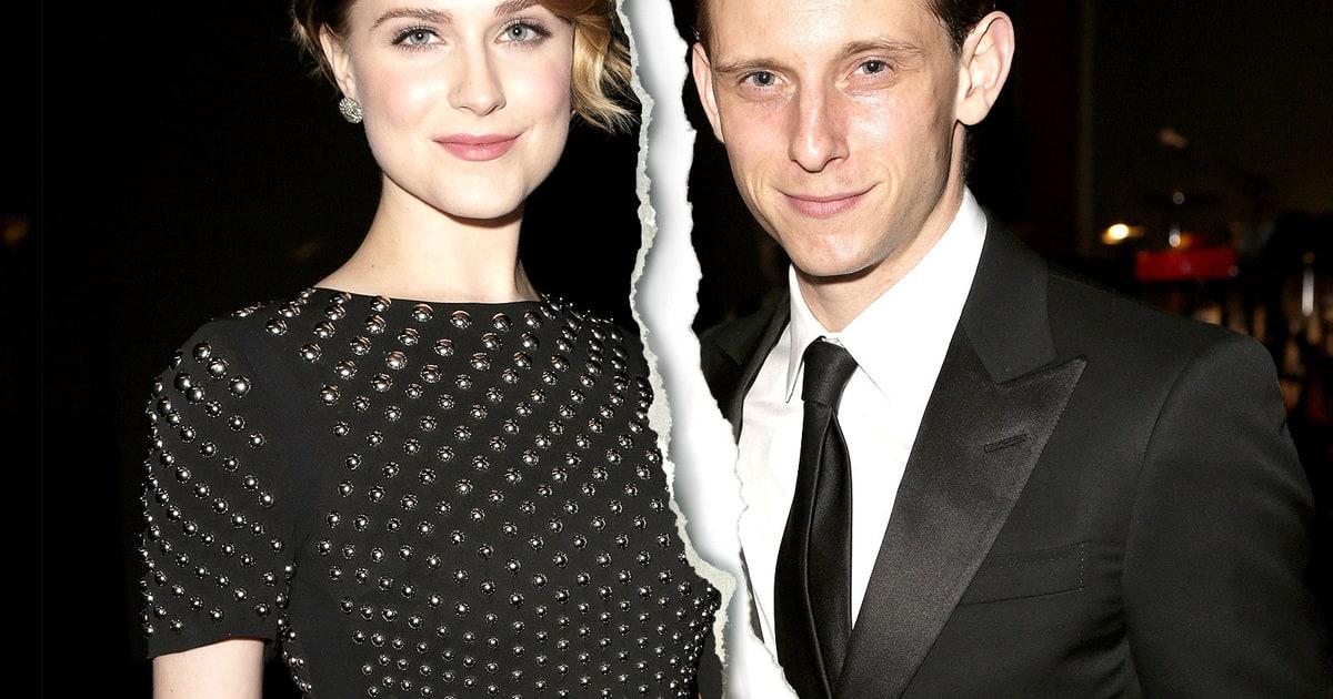 Evan Rachel Wood, Jamie Bell Split After Nearly Two Years ...