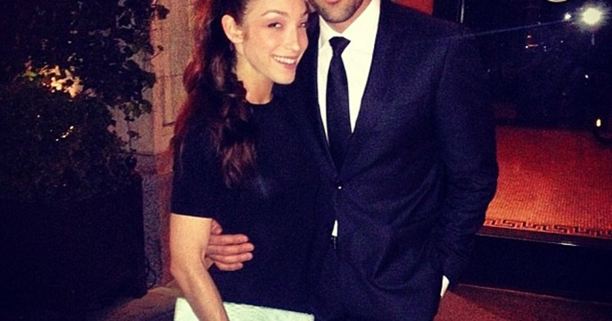 Meryl Davis Is Rumored To Be With Maksim Chmerkovskiy: Maksim Chmerkovskiy, Meryl Davis Reunite After DWTS Win