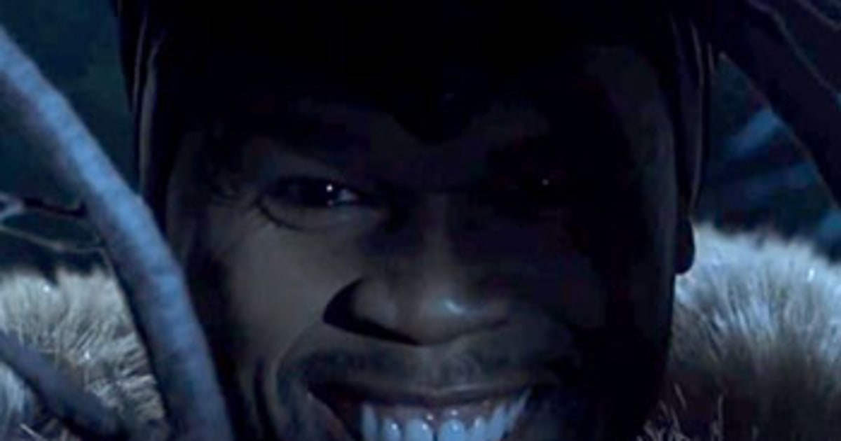 50 Cent Spoofs Disney's Maleficent With Jimmy Kimmel For ...  50 Cent Spoofs ...
