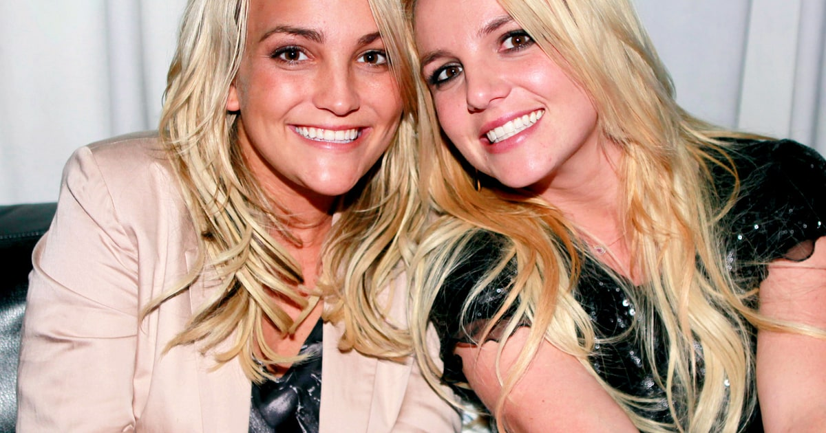 jamie lynn spears sister britney spears is quotlike a second