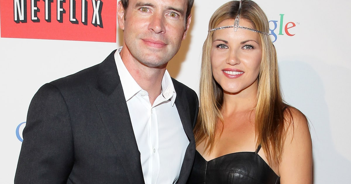 Scott Foley Expecting Third Child With Wife Marika