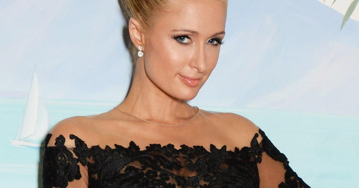 Paris Hilton Groups Herself With Albert Einstein Talks