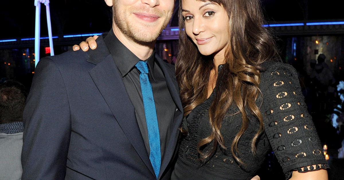Vampire Diaries' Joseph Morgan and Persia White share ... |Persia White And Joseph Morgan Wedding