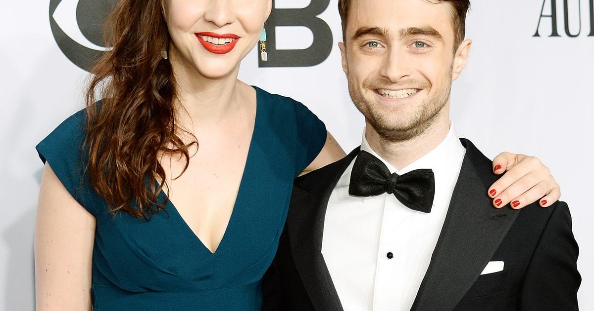 Daniel Radcliffe Girlfriend Erin Darke Is Quot Definitely Quot My