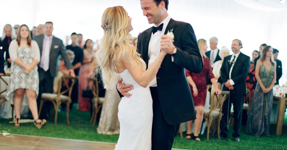 First Dance Lauren Conrad S Wedding Album With William