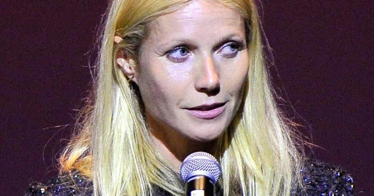 Watch Gwyneth Paltrow's hot new look video