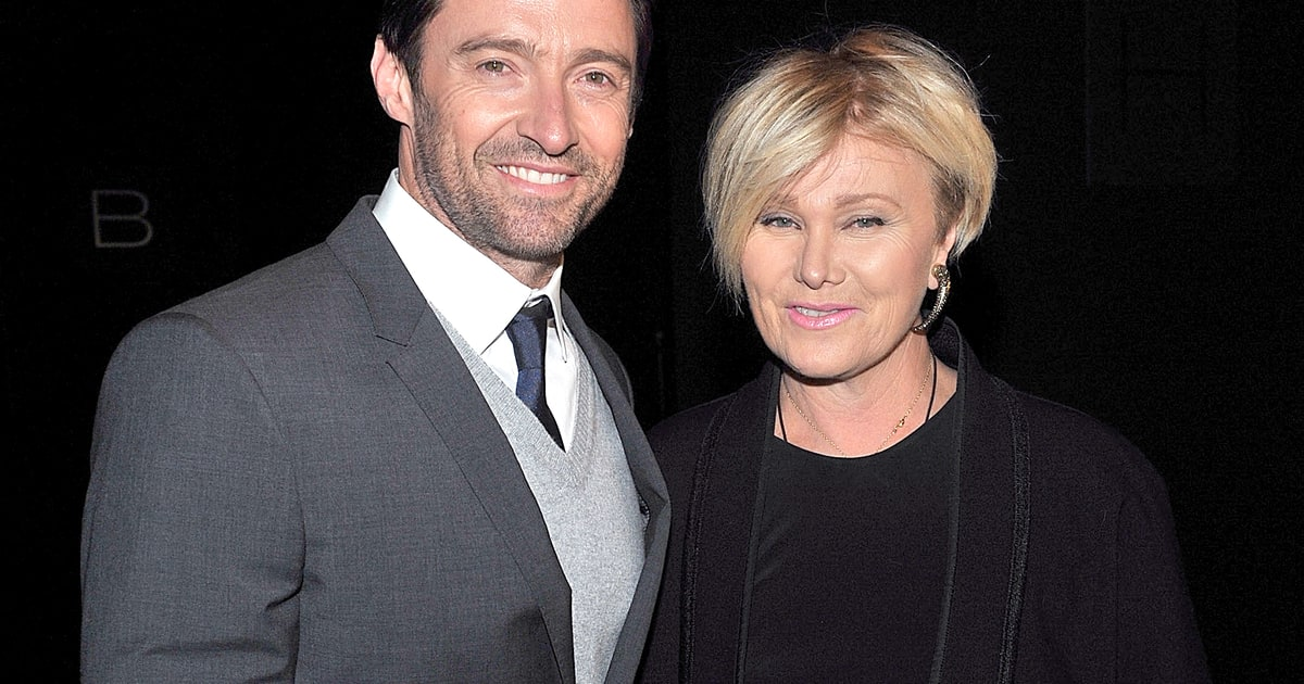 "Deborra-Lee Furness: Don't Say I'm ""Lucky"" to Be Hugh ..."