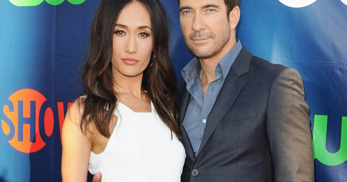 maggie q dating dylan Lomma