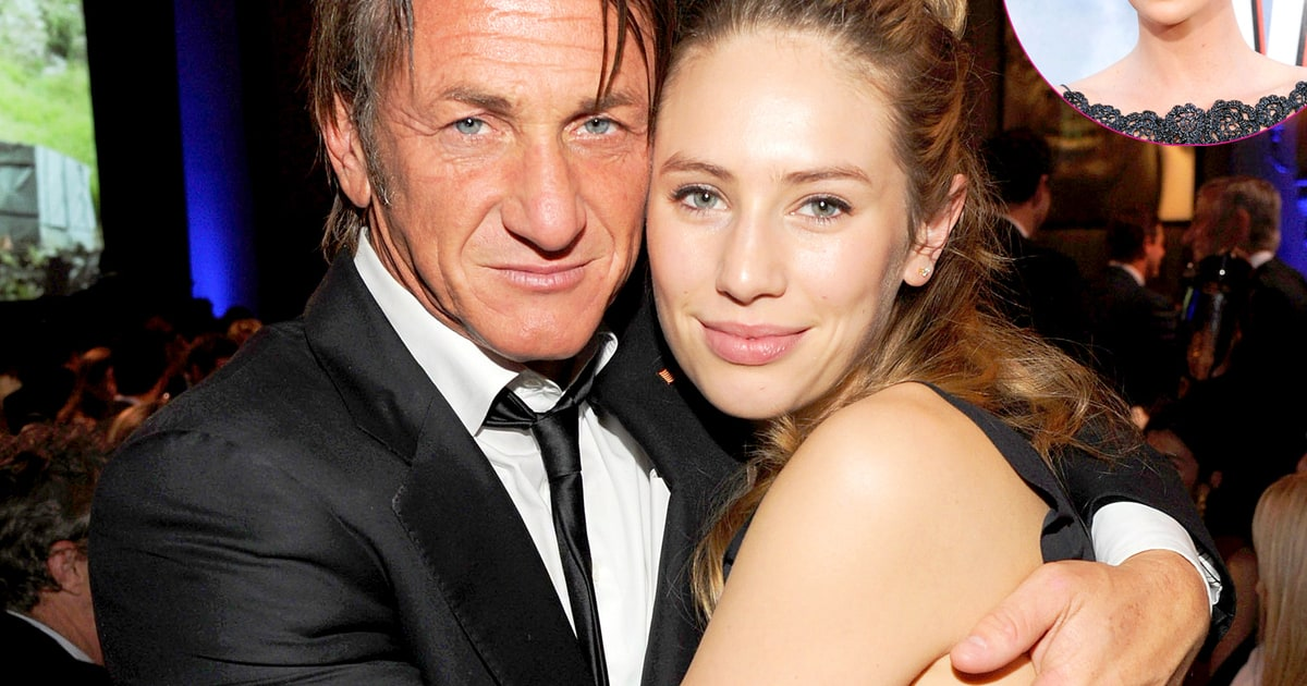 Dylan Penn Approves Of Dad Sean Penn S Girlfriend Charlize