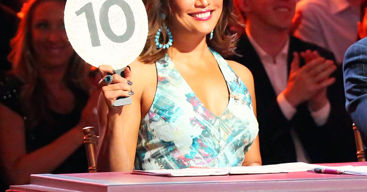 Dwts judge carrie ann inaba didn t know a lot of the season 19 cast