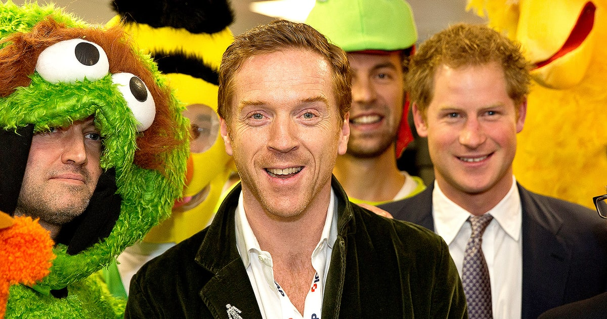 Prince Harry, Damian Lewis: Two (Ginger!) Princes | Hot ...