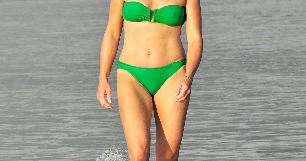 Brooke Shields | 2014 Winter Bikini Bodies | Us Weekly