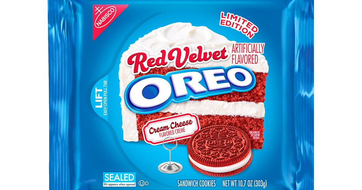 Red Velvet Oreos Confirmed: Internet Reacts, Celebrates - Us Weekly