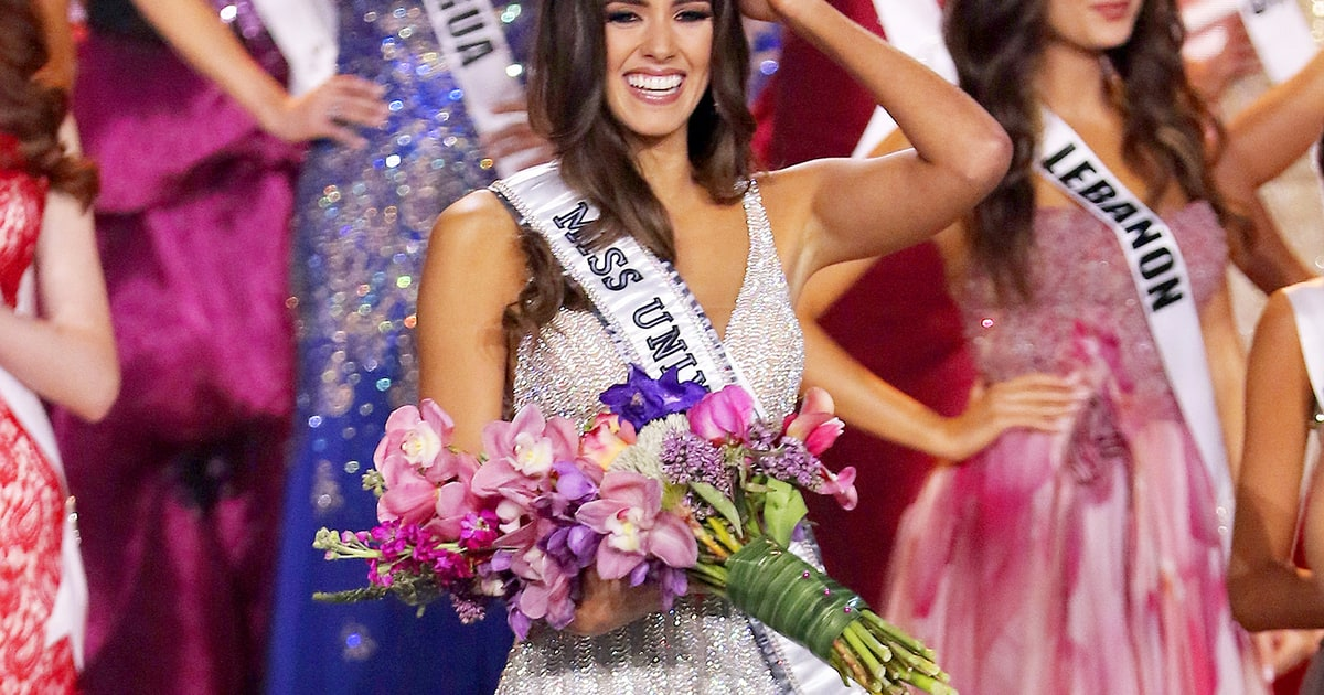 Miss Universe Paulina Vega: Miss Universe 2015: Miss Colombia Paulina Vega Crowned