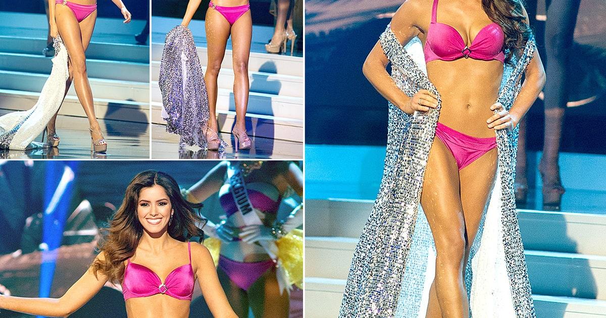 Miss Universe 2014: Top 15 Model Bikinis!