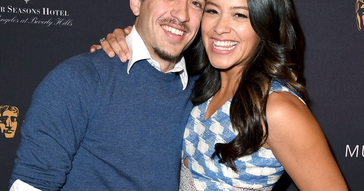 Gina Rodriguez S Boyfriend Tears Up While Watching Jane