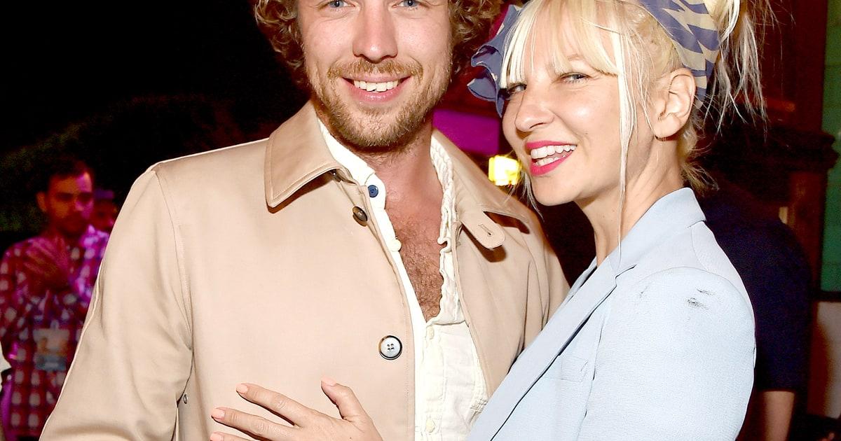 "Sia, Husband Erik Anders Lang Enjoy ""Affectionate"" Date ..."