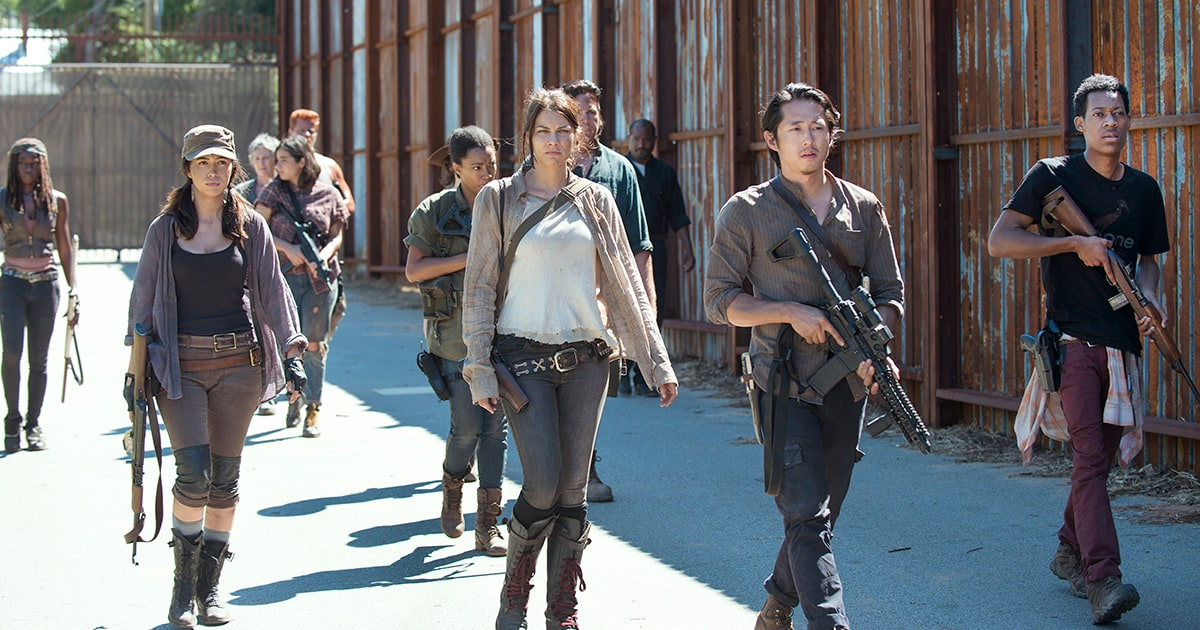 The Walking Dead Body Count Rises Who Died In Season 5