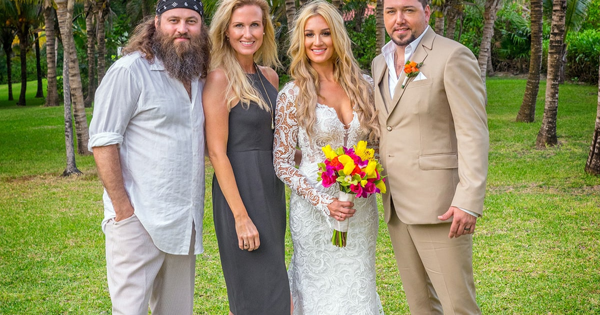 Words Of Wisdom Jason Aldean And Brittany Kerr S Wedding