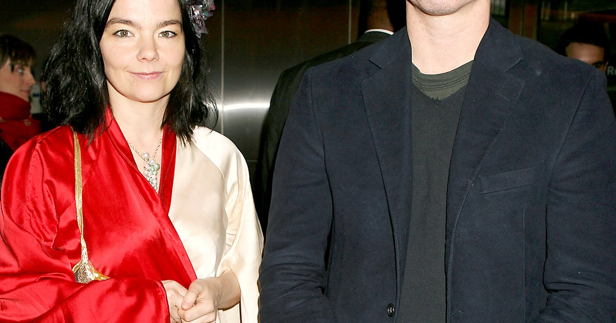 Bjork's Ex Matthew Barney Sues for Custody of Their ...