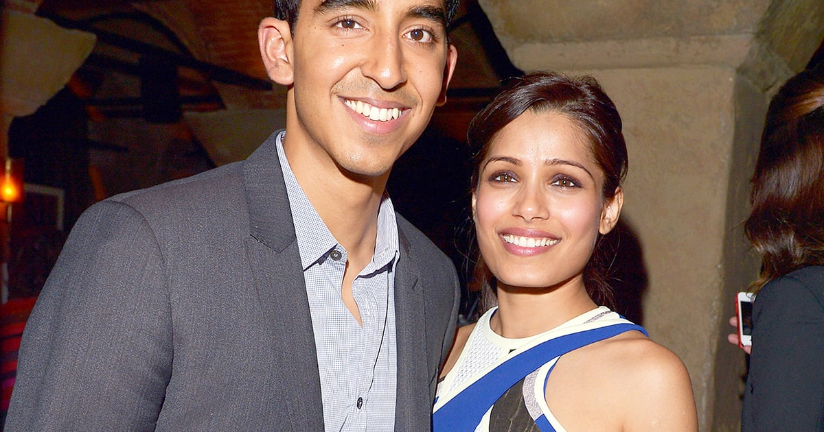 freida pinto and dev patel relationship counseling