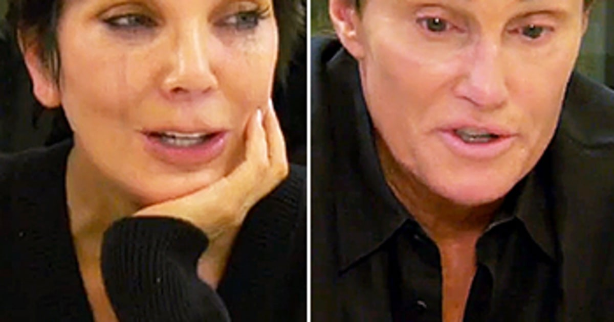 Kris Jenner Has Tense Conversation With Bruce About