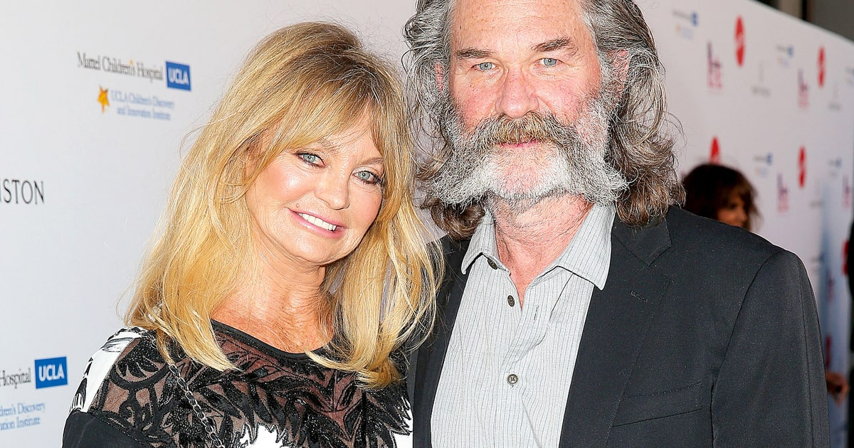 Goldie Hawn On Kurt Russell Lasting Relationship Isn T