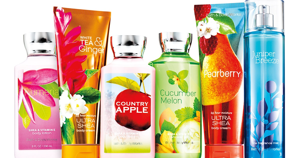 Bath Body Works Brings Back Six Of Its Iconic Scents