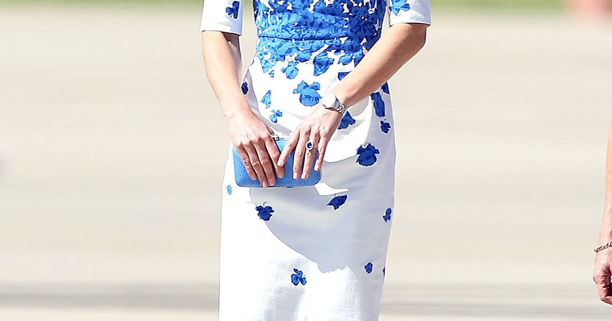 Kate Middleton S Trick To Living In Heels Italian Leather