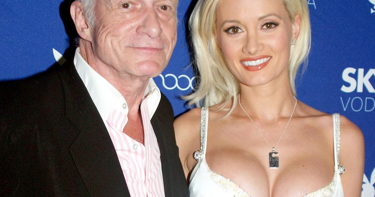 Hugh Hefner Responds To Ex Holly Madison S Shocking Tell