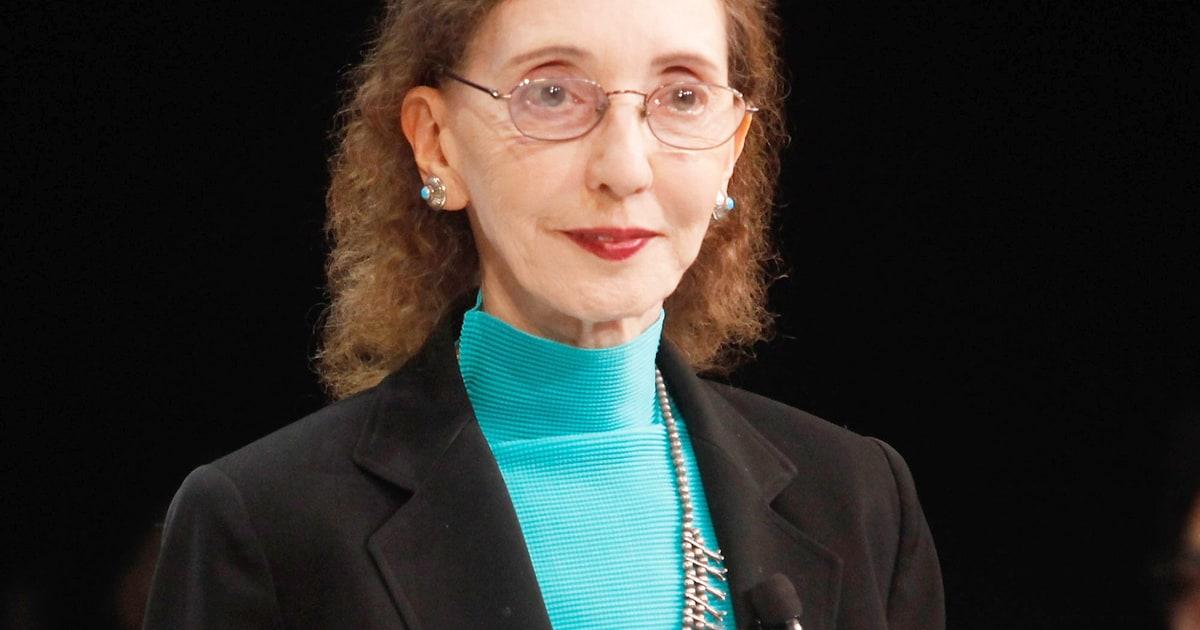 Joyce Carol Oates Is Outraged That Steven Spielberg Killed