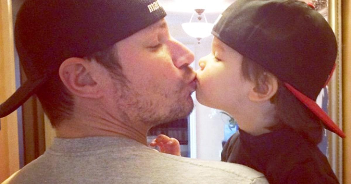 Nick Lachey Sexy Celeb Dads Us Weekly