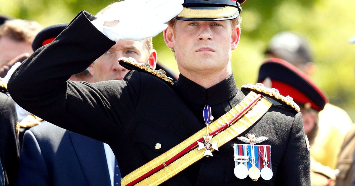 prince harry completes military service leaves army after