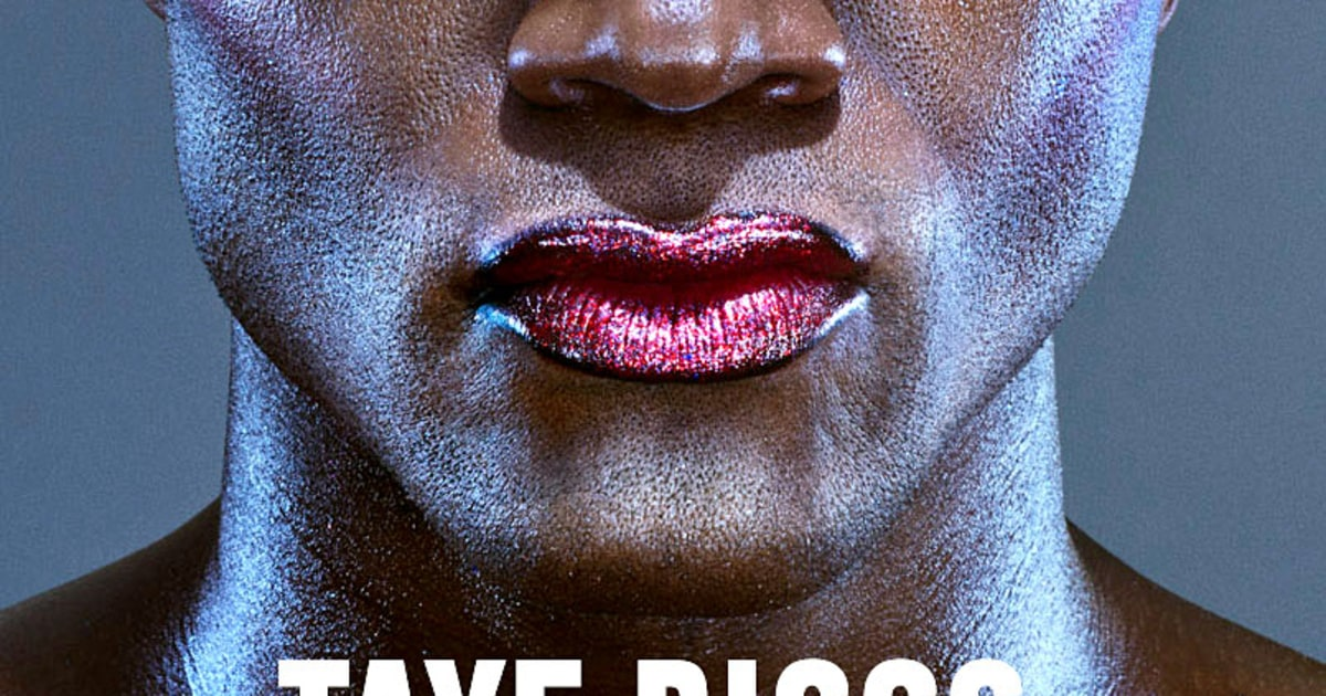Photo: Taye Diggs on Broadway in 'Hedwig and the Angry ...