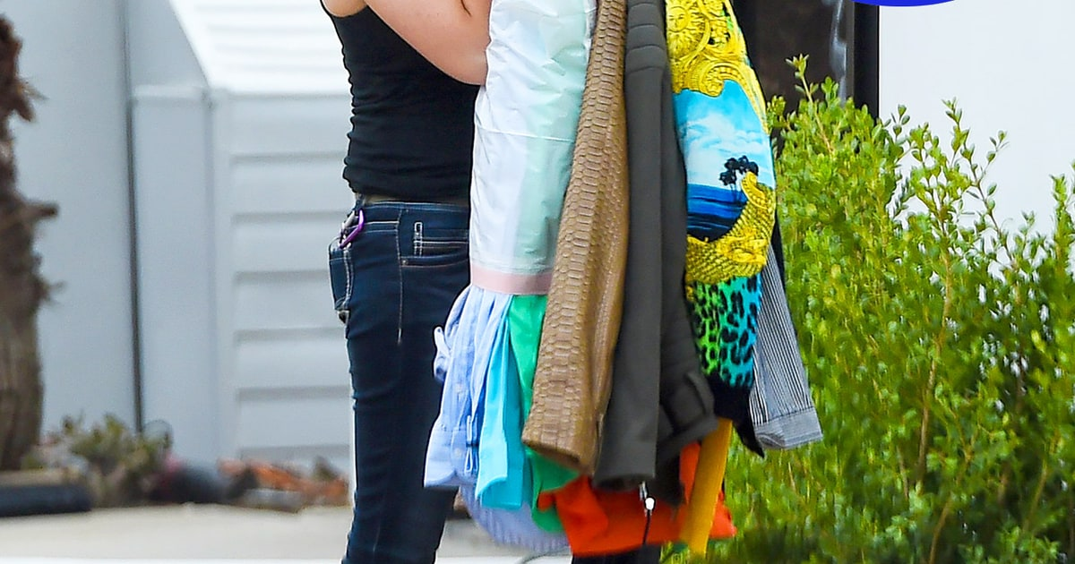 Kourtney Kardashian Has Scott Disick's Clothes Moved Out ...