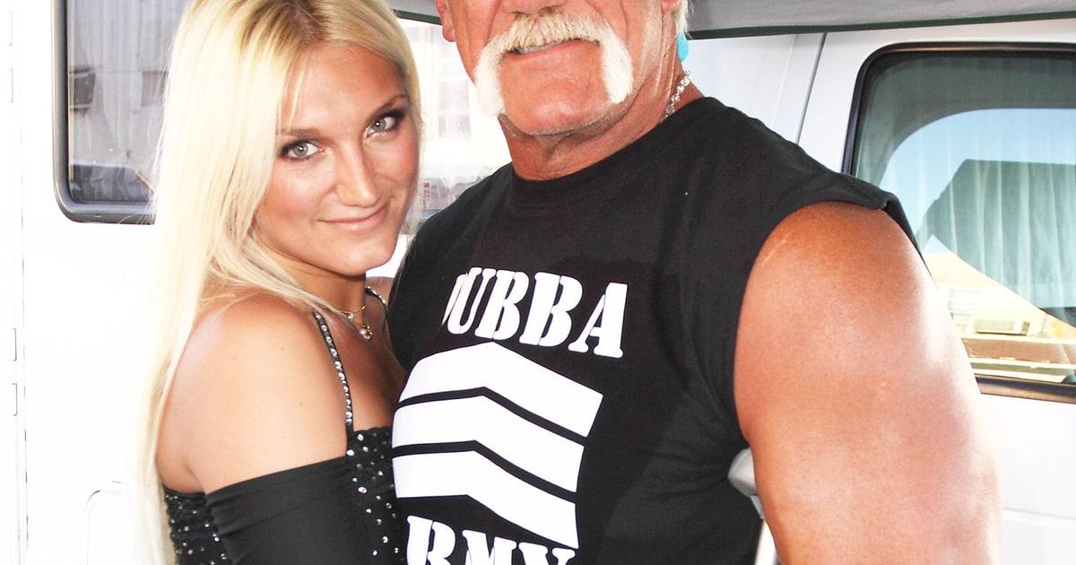 Brooke Hogan Defends Dad Hulk Hogan With Heartfelt Poem