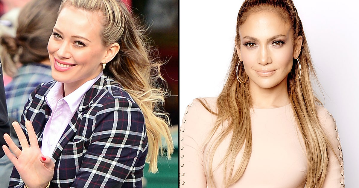 Master The Half Bun Quot Hun Quot Hairstyle Celebs Love Tips Us
