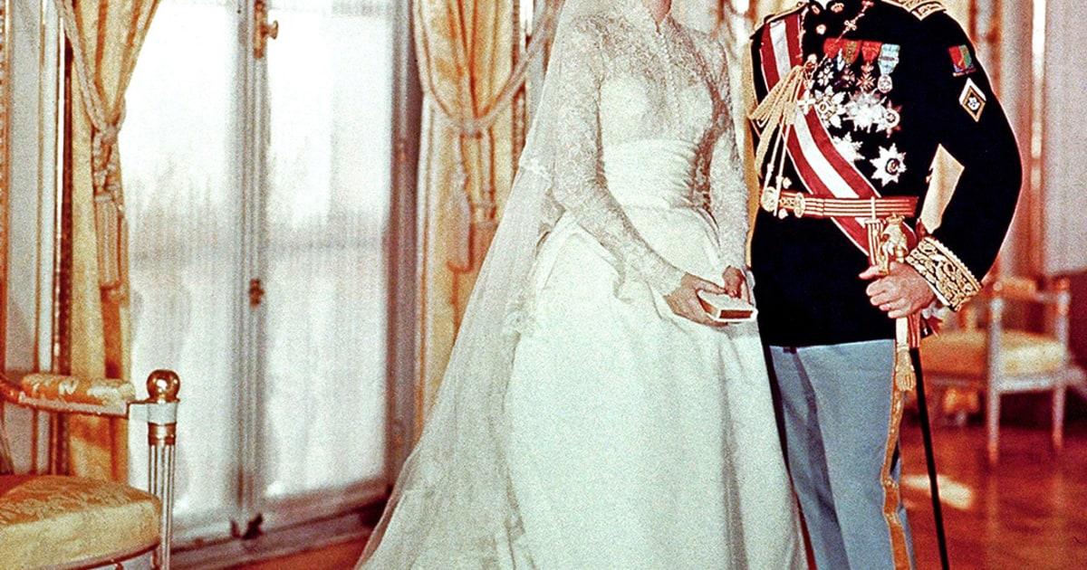 Princess Grace of Monaco | Most Amazing Royal Wedding ... - photo#34