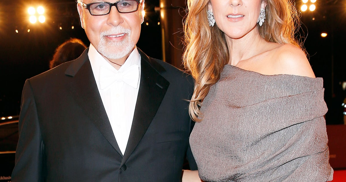 Celine dion on rene angelil s cancer he wants to quot die in my arms
