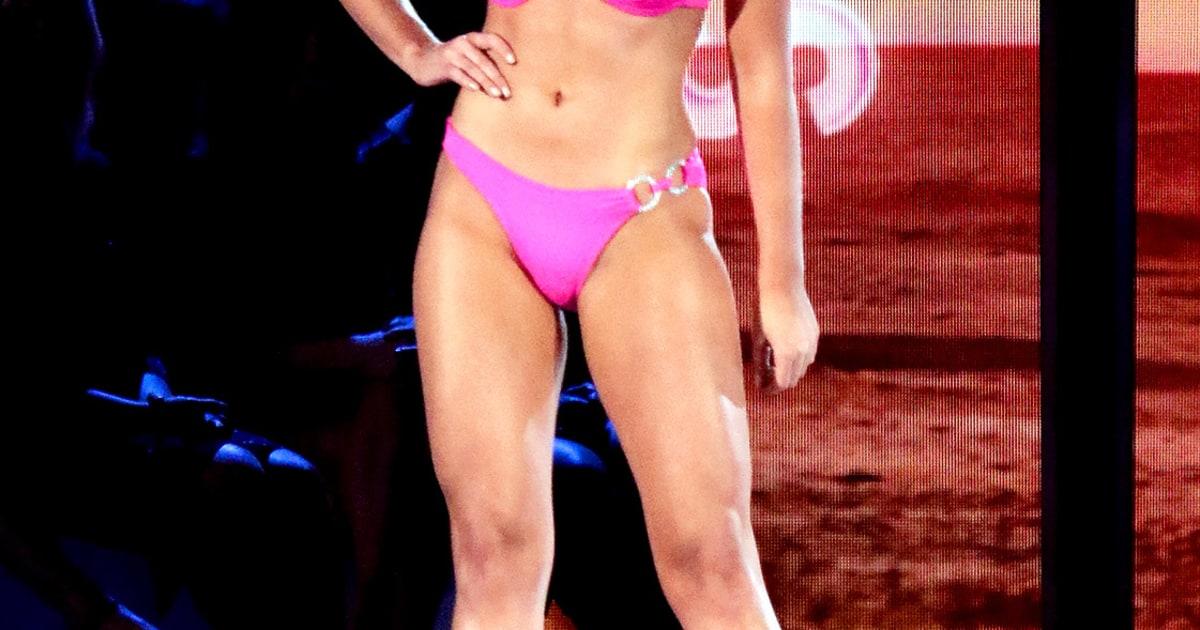 Similar situation. miss texas bikini erica congratulate
