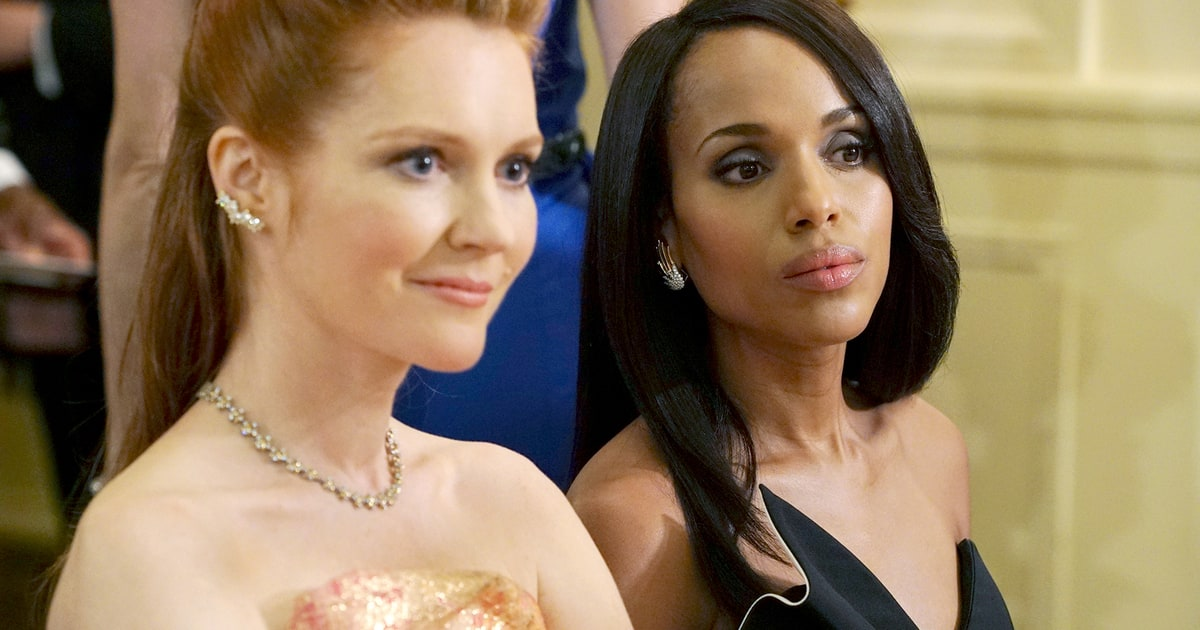 Scandal Premiere Recap A Princess Is Murdered Plus Who