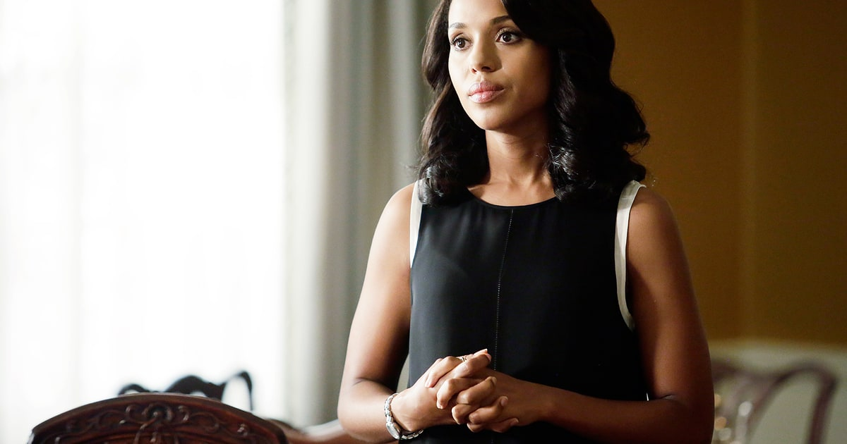 Scandal Recap: Olivia and Fitz Go Public! - Us Weekly